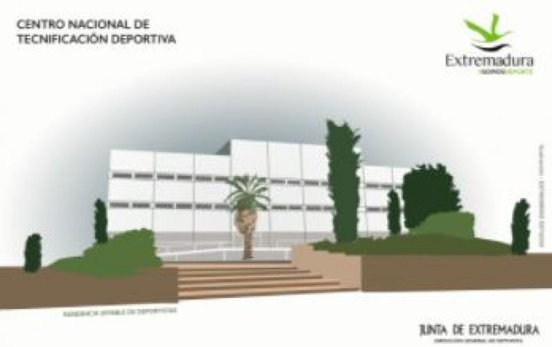 La residencia estable del Centro de Tecnificación Deportiva de Cáceres albergará a 37 deportistas en la temporada 2020-21