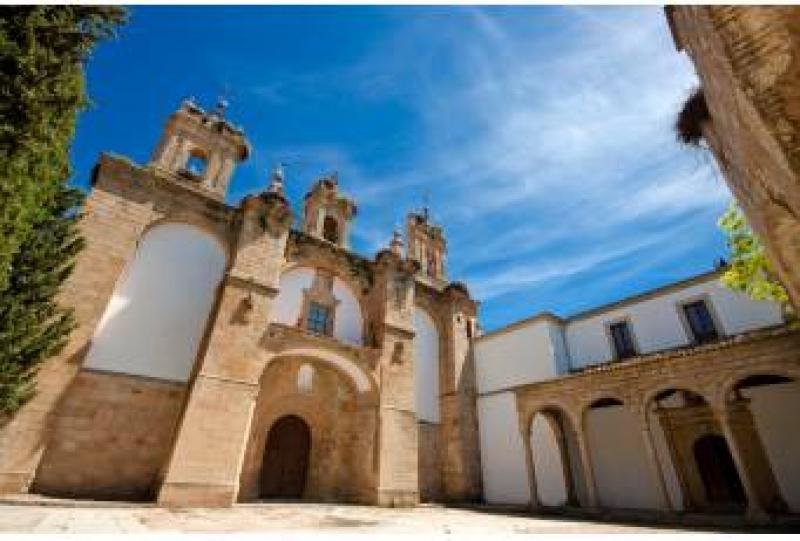 Diputación de Cáceres intervendrá el espacio del Complejo Cultural San Francisco