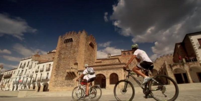 Cáceres se adhiere a la campaña 30 días en bici para fomentar el uso diario de la bicicleta en la ciudad