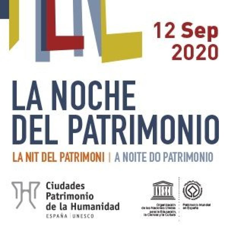 El Ayuntamiento de Cáceres busca voluntarias y voluntarios para la noche del patrimonio