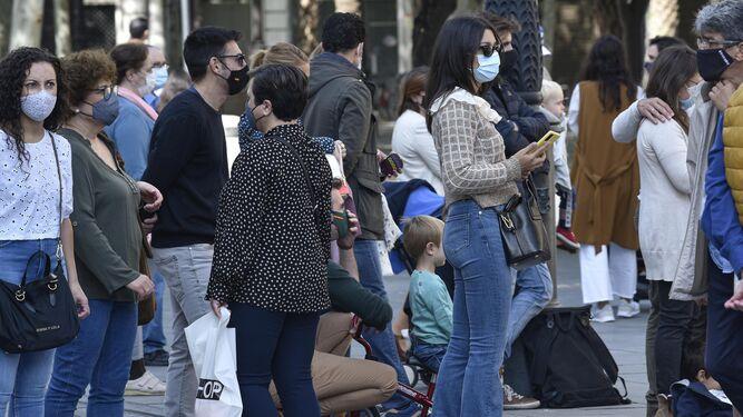 Se reducen notablemente los positivos en las últimas 24 horas, con un total de 78 casos y dos fallecimientos en la provincia de Cáceres