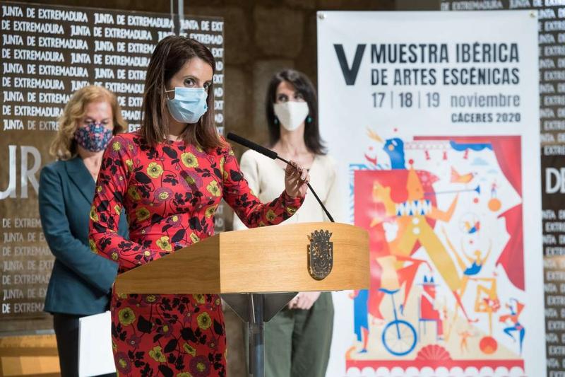 La V Muestra Ibérica de las Artes Escénicas convertirá a Cáceres en el escaparate del teatro nacional y portugués