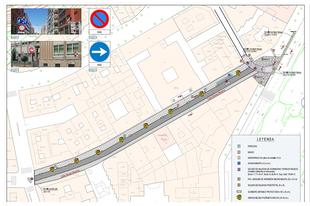 La Diputación Provincial de Cáceres saca a licitación la peatonalización de la Calle Gómez Becerra por 450.000 euros