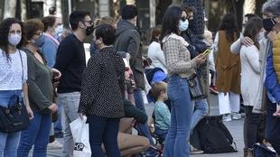 La provincia de Cáceres mantiene su tendencia bajista en los contagios de Covid 19 con 49 casos nuevos