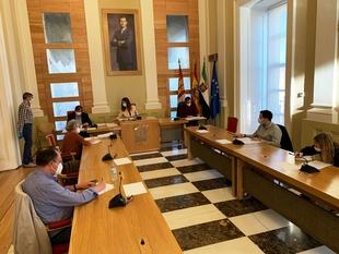 El Ayuntamiento de Cáceres adjudica las obras del corredor peatonal entre el Paseo de Cánovas y el Parque del Príncipe por 481.000 euros