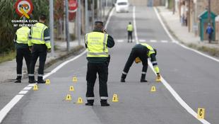 La Guardia Civil investiga a dos conductores por delitos de abandono y lesiones, tras un accidente de circulación