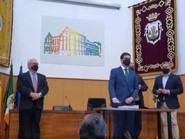 Rodrigo Martínez, nuevo director del Centro Universitario de Plasencia, apuesta por ampliar la oferta educativa