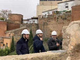 El Ayuntamiento saca a concurso el proyecto y la dirección facultativa de la obra de la segunda fase de la restauración de la Muralla