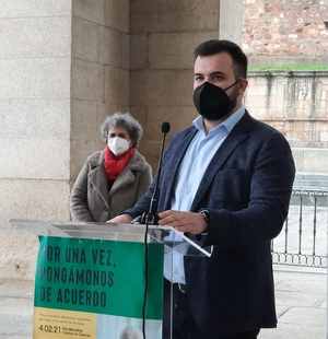 El alcalde de Cáceres afirma que no entendería que alguien no apoyara los presupuestos del ayuntamiento para 2021