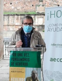 Pedro Pastor, presidente de la AECC: la pandemia ha retrasado e, incluso, paralizado los cribados de los cánceres de mama y colon