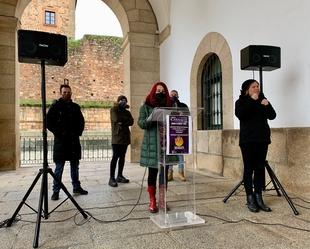 Cáceres tendrá este año un carnaval online con actuaciones de artistas locales y miembros de comparsas