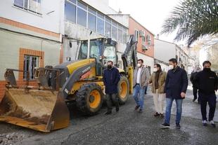 El alcalde anuncia que se van a llevar a cabo importantes obras públicas en Cáceres en los próximos años