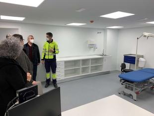 """El nuevo Centro de Salud """"Zona Centro"""" abrirá sus puertas el próximo lunes en el Hospital Nuestra Señora de la Montaña"""