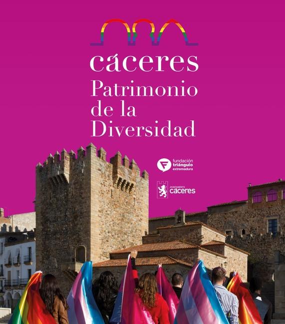 Cáceres Ciudad Patrimonio de la Humanidad quiere ser también 'Patrimonio de la Diversidad LGTBI'