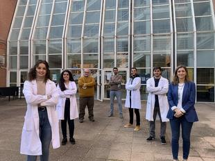 Un grupo de investigadores de la UEX desarrollan un método para la detección rápida de las distintas variantes del Covid