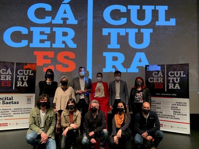'CácerEs Cultura