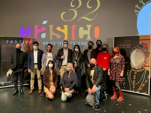 El Brujo y la Compañía Nacional en el XXXII Festival de Teatro Clásico de Cáceres, que ofrecerá 30 espectáculos del 10 al 27 de junio
