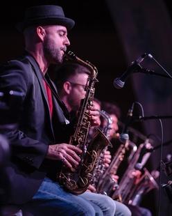 Resistencia Jazz Ensemble y Antonio Lizana completan hoy y mañana el ciclo Días de jazz en el Gran Teatro