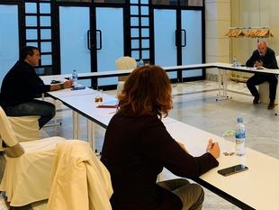 El CEC se reúne con Cáceres Viva para analizar la salud del tejido empresarial en la provincia y reivindicar apoyo en las instituciones