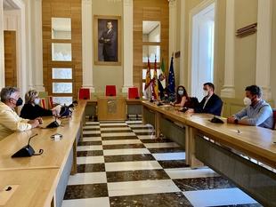 Cáceres tendrá este año feria: el Ayuntamiento y la Asociación de Feriantes acuerdan trasladarla a septiembre por las fiestas de San Miguel
