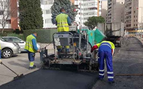 El 31 de mayo dará comienzo la primera fase de la campaña de asfaltado, con un presupuesto de 30.000 euros