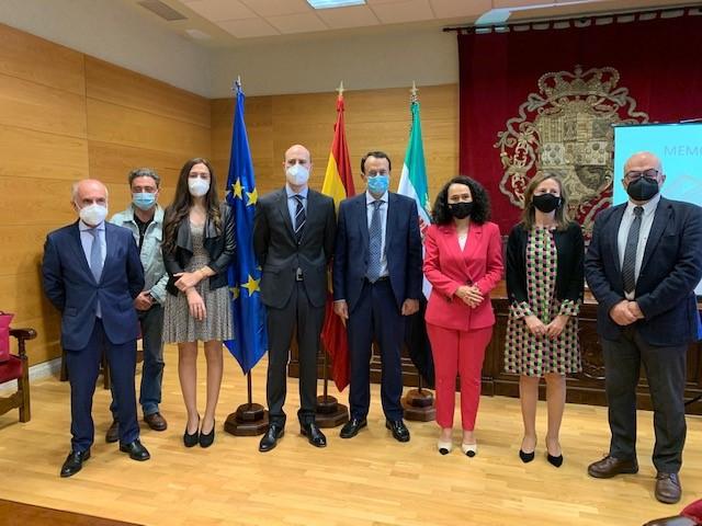 Durante 2020 se celebraron 3.2146 trámites procesales y juicios telemáticos en Extremadura