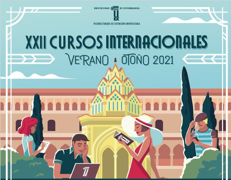 Los XXII Cursos Internacionales de Verano/Otoño de la UEX ofrecen 34 seminarios presenciales, online y mixtos