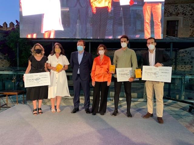 Las empresas 'Cablepelado', 'La Descontadora' y 'Mysocialfit' se hacen con los galardones de los premios de la segunda edición de 'Sámara Emprende'