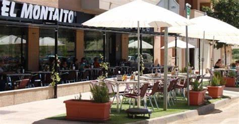Salaya asegura que las autorizaciones extraordinarias a las terrazas de la hostelería se mantendrán hasta finales de año