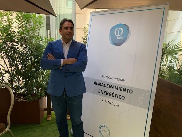 'Phi4tech' fabricará sus cátodos de litio entre Cañaveral y un segundo municipio que se llevará una inversión de 140 millones de euros y 260 empleos