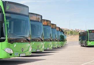 Cáceres recibirá más de 1,3 millones de euros de subvención para el servicio de autobús urbano