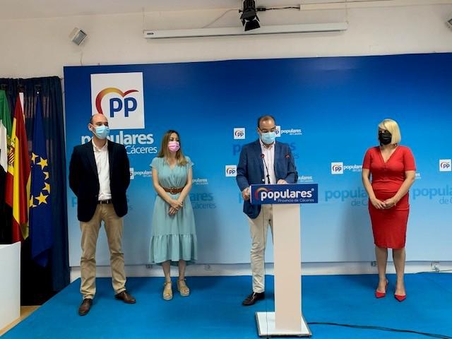 El PP pide la bajada de impuestos y un nuevo calendario fiscal que facilite el pago a los contribuyentes