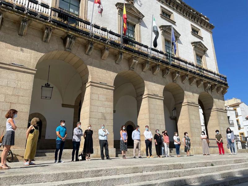 El IMAS hará una campaña de sensibilización contra la violencia de género tras observarse en Cáceres un repunte en los casos de violencia extrema