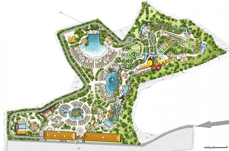Veinticuatro millones de euros para un Parque Acuático de 70.000 metros cuadrados en Casar de Cáceres, que dará empleo a un centenar de personas
