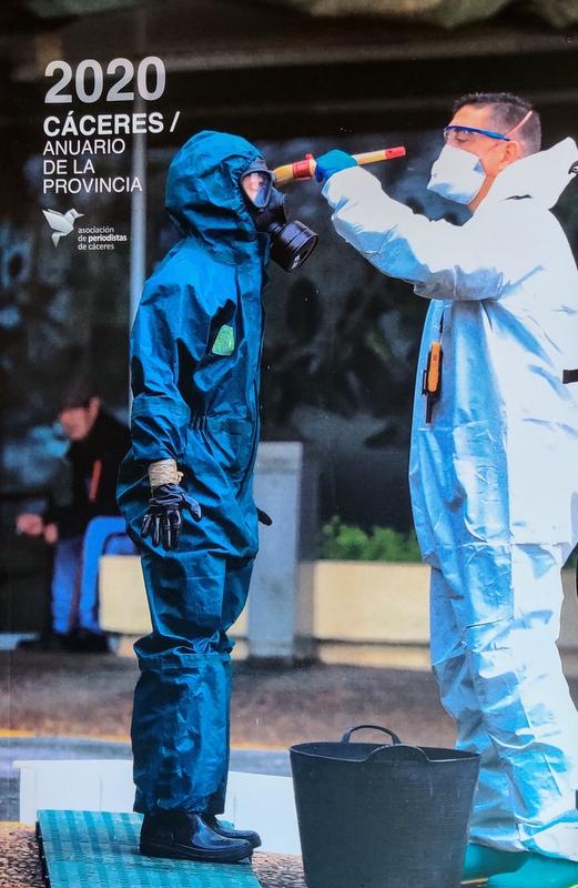 El Anuario de la Prensa de Cáceres de 2020 destaca la  labor de los periodistas como profesionales esenciales durante la pandemia