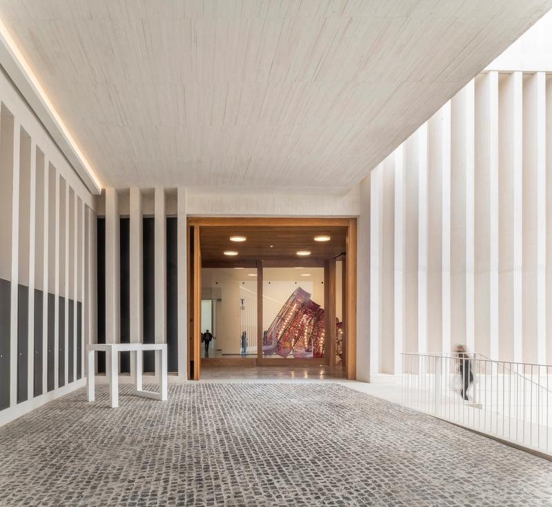 El Museo Helga de Alvear, premiado en la XV Bienal Española de Arquitectura y Urbanismo