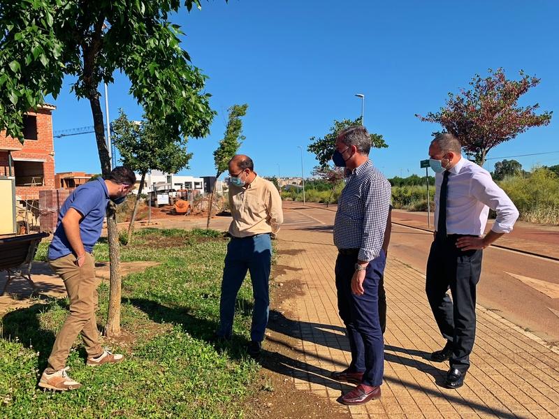 El PP pide a Salaya una solución para el control de jabalíes y otras especies en Cáceres, cuya presencia es cada vez mayor en los barrios