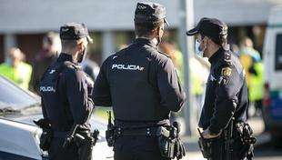 La Policía Nacional detiene a los autores del robo en un restaurante de la capital cacereña