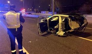 El 112 Extremadura atiende 30 accidentes durante la primera operación salida del verano, 12 de ellos en la provincia de Cáceres