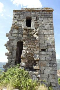La Consejería de Cultura inicia el proceso para declarar Bien de Interés Cultural el castillo de la localidad cacereña de Eljas