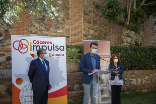 Diputación y Cámara de Comercio pondrán en contacto a emprendedores y startups con inversores para impulsar proyectos novedosos en la provincia