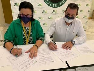 El Clúster de Turismo de Extremadura se adhiere al Círculo Empresarial Cacereño y firman un convenio para la potenciación del sector