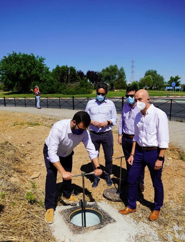 Ocho barrios cacereños, con más de 10.500 viviendas, podrán sumarse a la red de gas natural