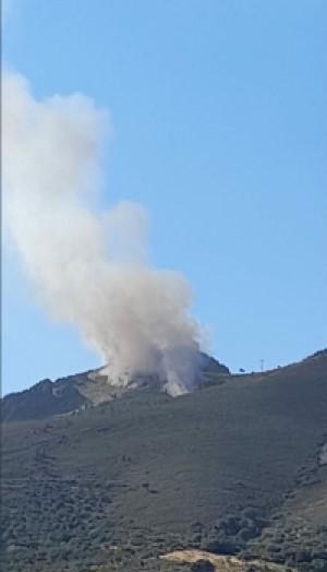 En la última semana el INFOEX actuó en 33 incendios, 22 de ellos en la provincia de Cáceres