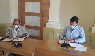 El Ayuntamiento firma un convenio con Cáritas Diocesana para el mantenimiento del Centro Vida