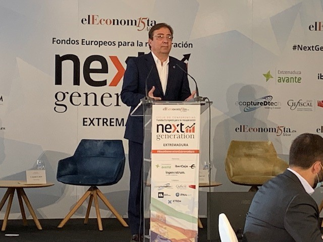 Vara critica a los que se preguntan a cuánto va a tocar cada autonomía de los Fondos 'Next Generation' sin mirar por el conjunto del país
