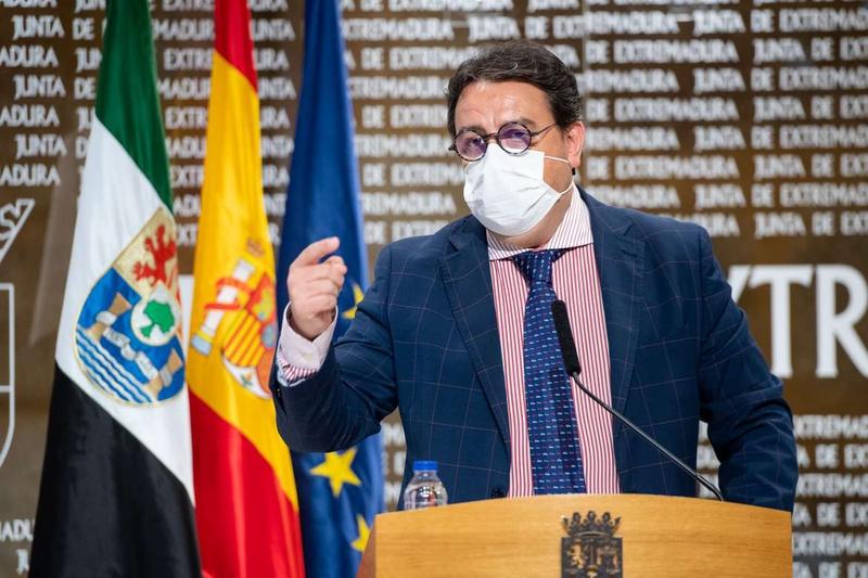 La Junta acuerda nuevas restricciones correspondientes al nivel 2 de alerta sanitaria para frenar el avance de los contagios de covid-19 en la región