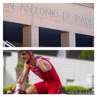 Salaya destaca la contribución a la ciudad del atleta Kini Carrasco y del Colegio San Antonio de Padua, Medallas de Extremadura este año