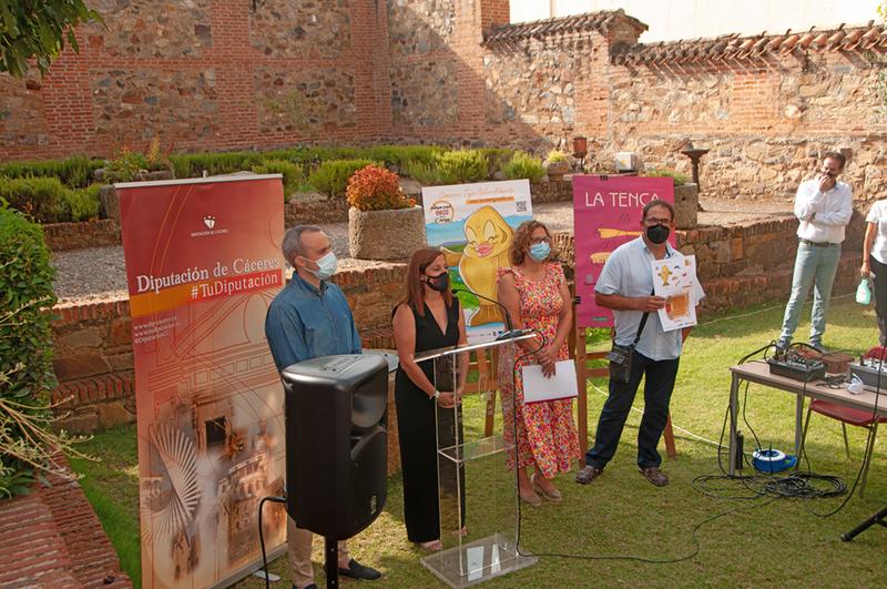 La Tenca de Oro In Memorian será para Charo Cordero, la que fuera presidenta de la Diputación, y la Tenca de Oro Personal para el tenor J.C. Martos