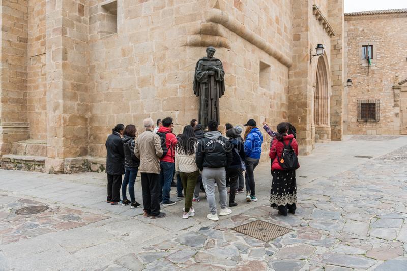 Cáceres bate su récord de visitantes en un mes de julio con 32.425 visitantes, 612 más que en 2019, su mejor año